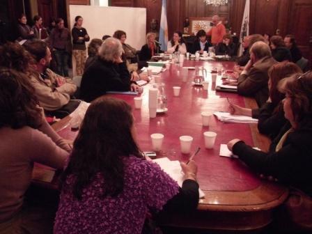 Hoy: Reunión de diputadxs de la Comisión de Salud